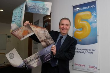 Darlington Building Society commits to share profits with community
