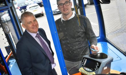 Stagecoach delivers further improvements for north east bus passengers with the launch of contactless payments