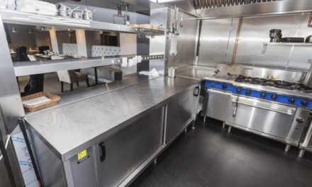 Leading catering firm checks in with country hotel project