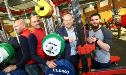 'Next level' Crossfit Tyneside gym gets Nel's investment year up and running