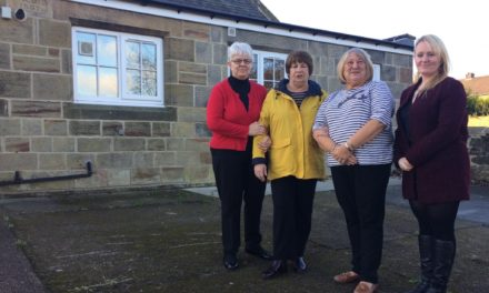 Ellington Village Hall Volunteers Cooking up big plans for the Future after New Kitchen Fit-out