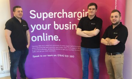 Digital marketing agency highlights the successes of its apprentices as staff numbers and turnover continue to climb