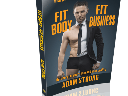 Five Top Time Management Tips  'Fit Body, Fit Business' Book Out Today