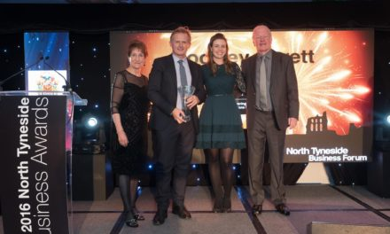 Multiple awards for North East furniture manufacturer