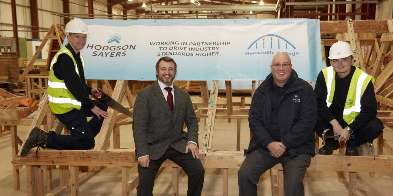 Construction Firm Lays The Foundations For Growth Through