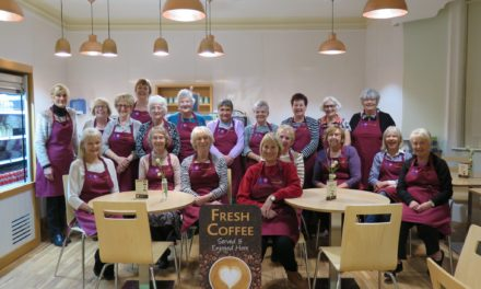 Charity Cafe Welcomes Public Following Refurb