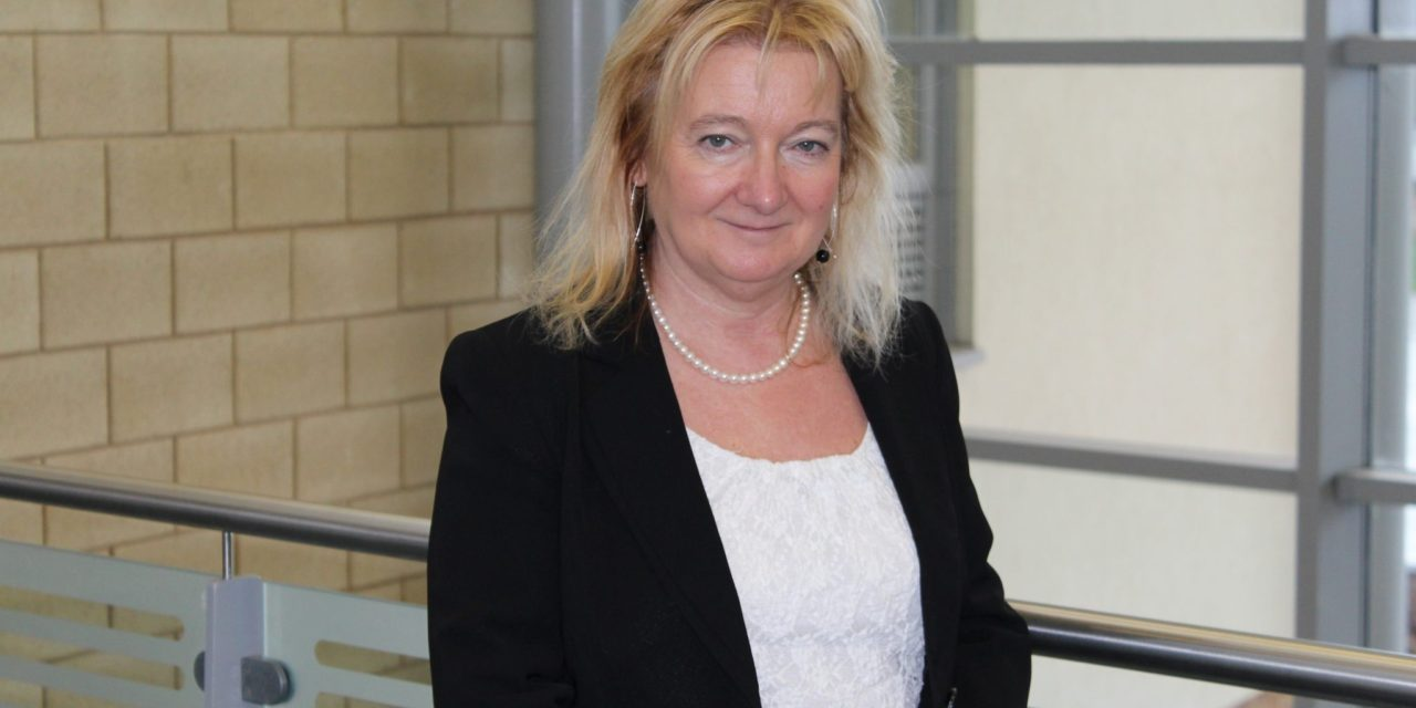 Warm welcome for former Excelsior Academy Executive Principal's OBE