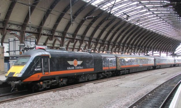 Grand Central maintains top satisfaction scores with passengers