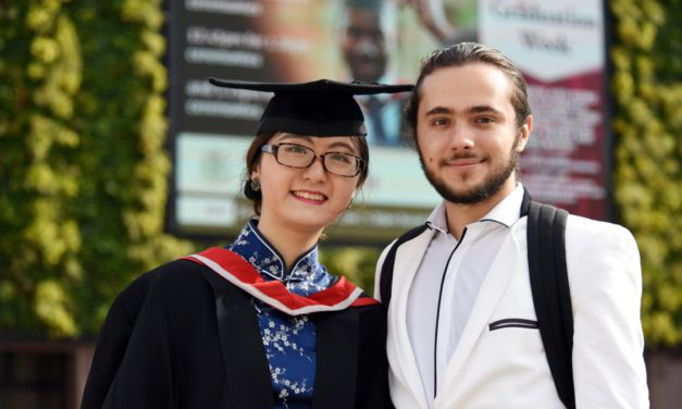 Teesside is a top choice for international students