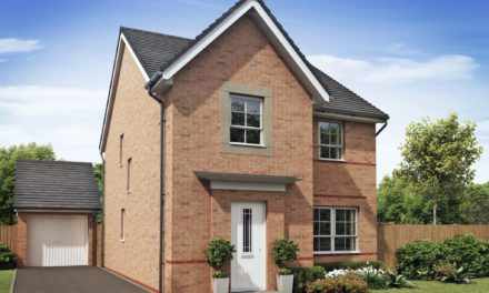 Launch of new development sees local housebuilder make significant £246K investment in Beverley