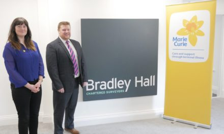 North East property company supports outstanding Newcastle hospice