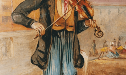Popular Music Historian Seeking Victorian Painting