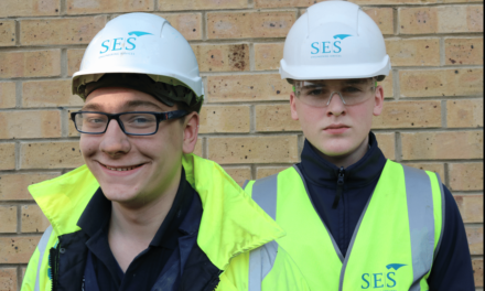 SES Engineering Services appoints latest trainee cohort