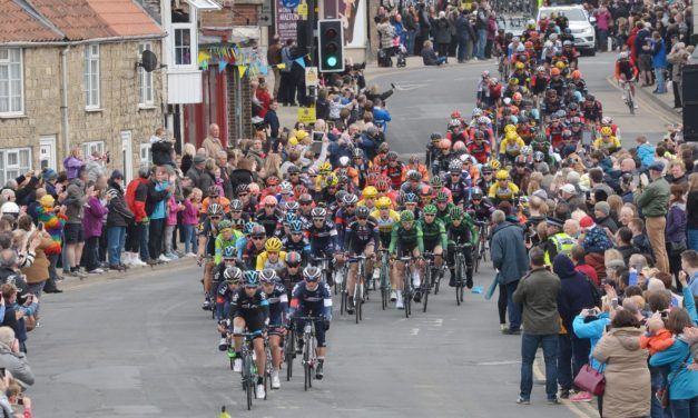 Tour de Yorkshire roadshows