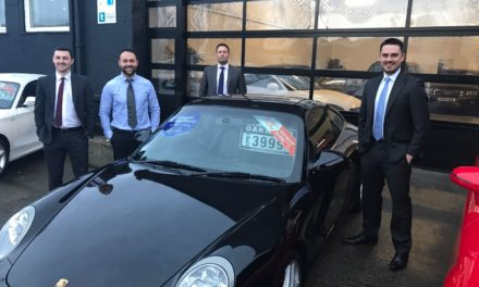 Oakwood Specialist Cars Motors Into New Year With Premises Acquisition