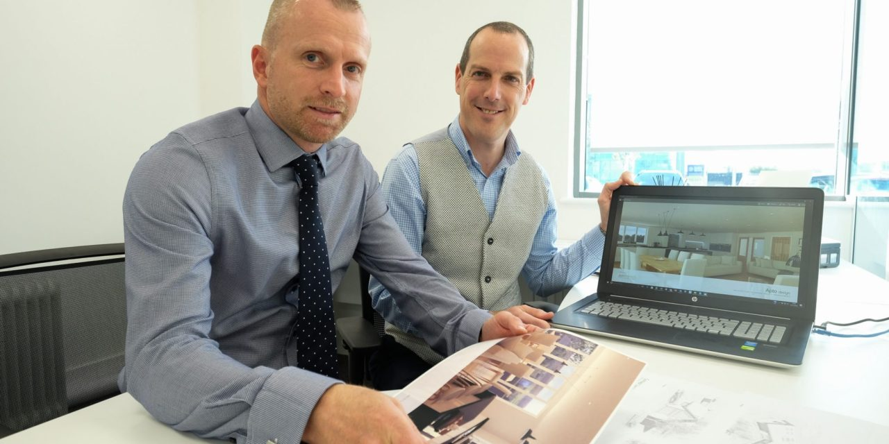 Odyssey's 'design' the perfect fit for Apto