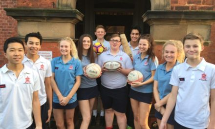 Perfect 10: Red House School potential Olympians chosen for national scheme