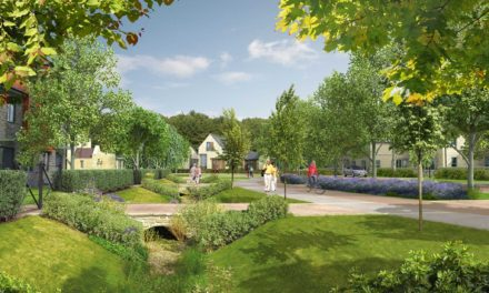 Plans for 2,000 home garden village lodged