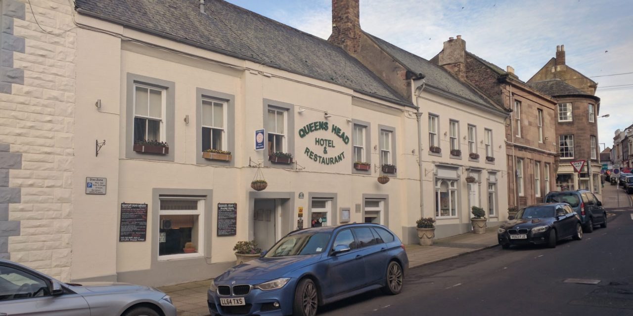 250-year-old hotel for sale in England's most northern town