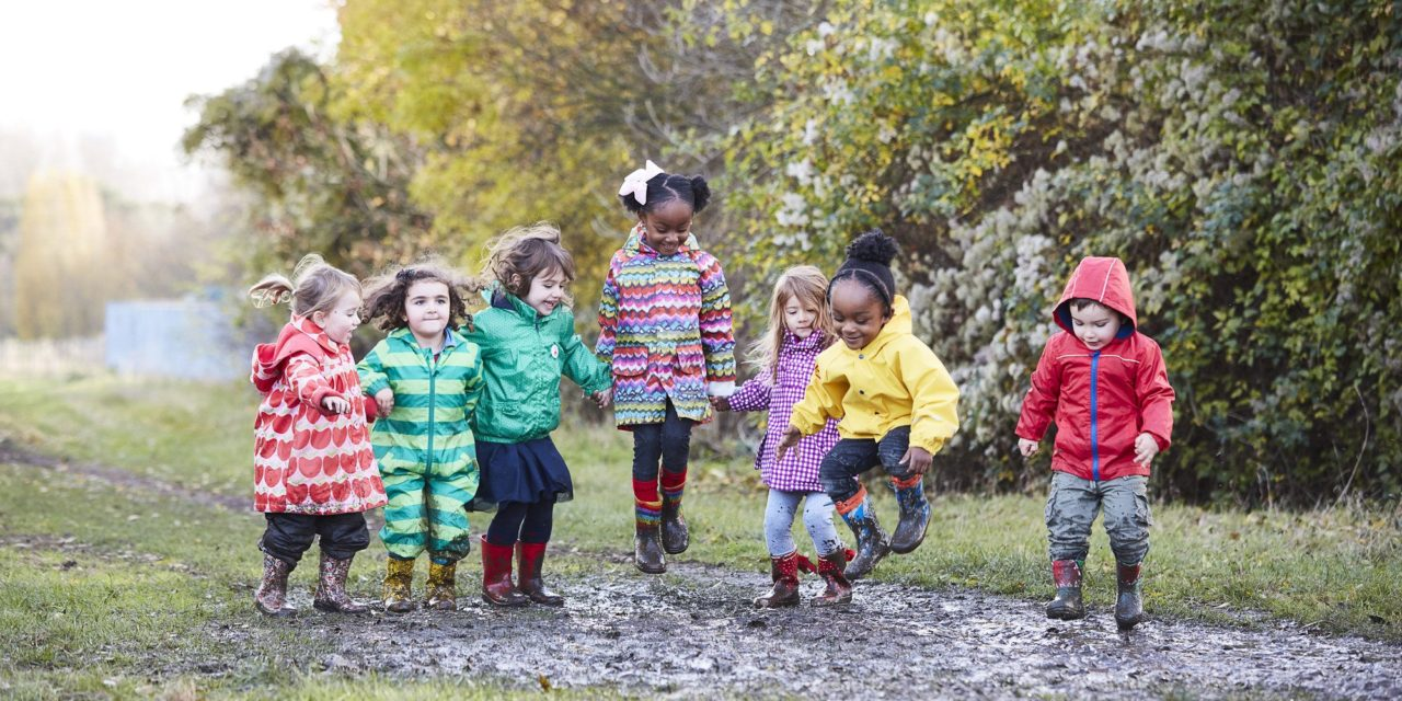 Peppa Pig and Save the Children launch new Muddy Puddle Walk charity fundraiser for nurseries and families