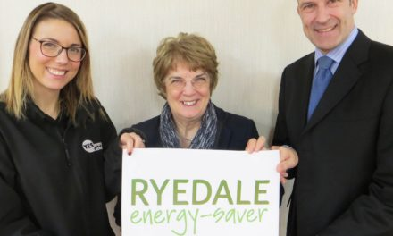 New energy saver scheme launched in Ryedale