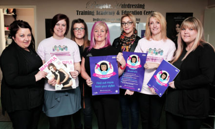 Salons support Cervical Screening campaign