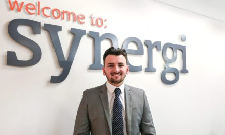 New Employee Starts at Synergi IT