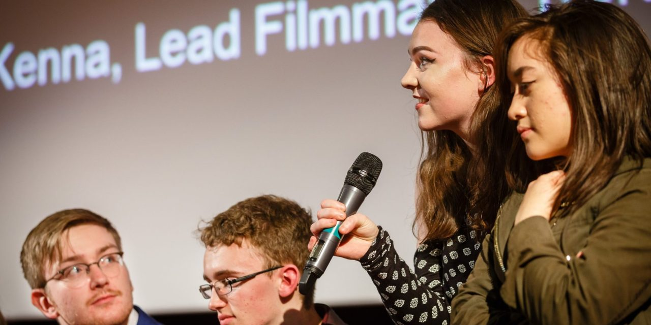 Young filmmakers tackle hard truths in a series of moving documentaries screened at Tyneside Cinema