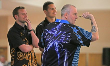Darts legend set for Stadium of Light return
