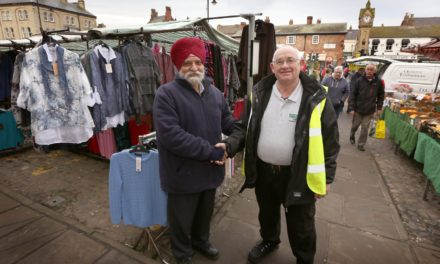 Thirsk Market Trader retires after 40 years