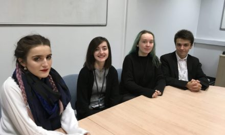Thorp Academy debating team – Students dominate debate in first competition