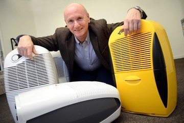 Ebac doubles UK dehumidifiers sales