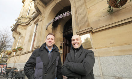 Deal Makers being Purchase of Newcastle Union Rooms