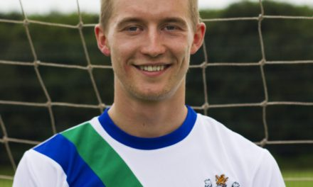 Zak Atkinson makes return to Blyth Town FC