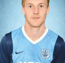 Bishop Auckland FC Striker aims for 200 Goals