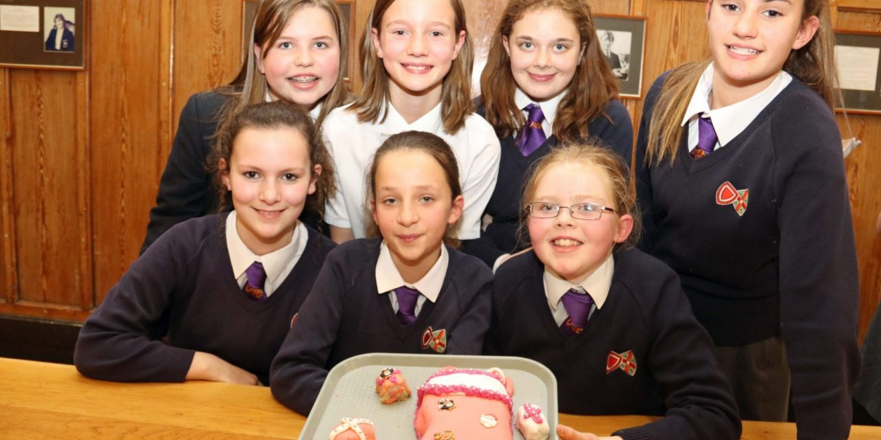 Bake off raises the heat in house competition