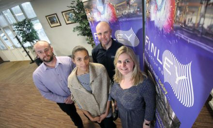 Two new recruits and two promotions at Finley Structures