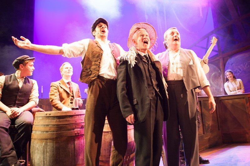 Geordie The Musical at Tyne Theatre & Opera House!
