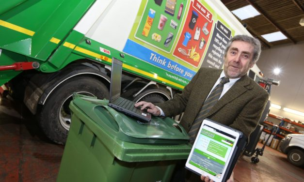 Hambleton households are being urged to sign up for garden waste collection service
