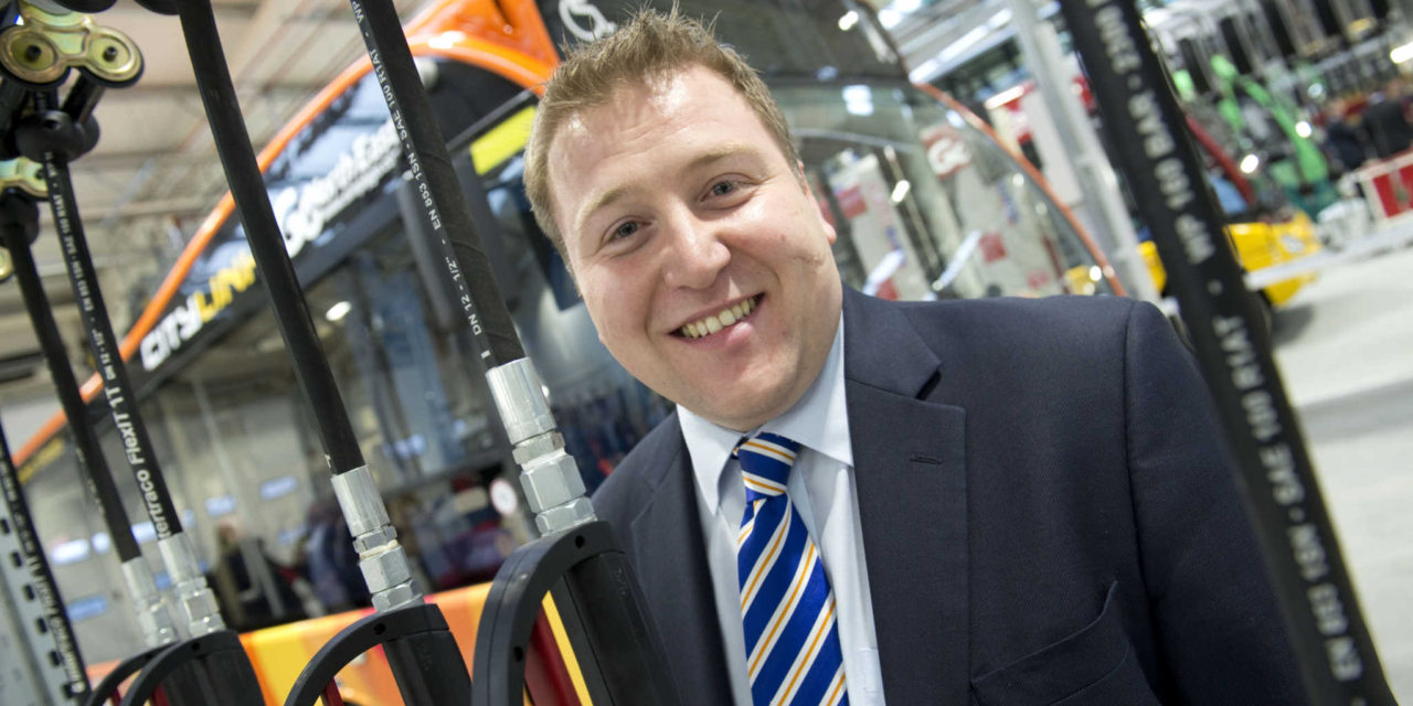 Go North East promotes home grown talent to drive commercial growth