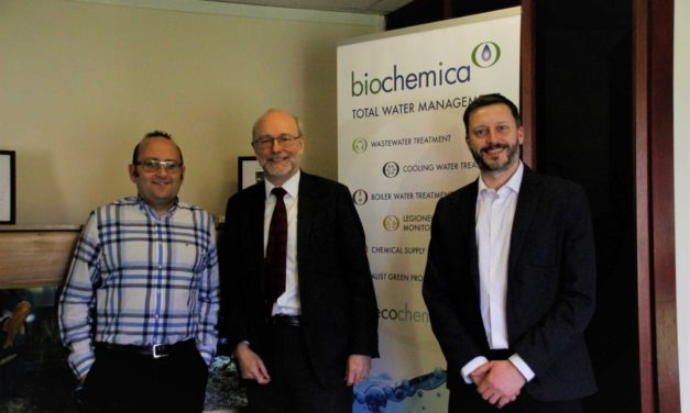 Biochemica makes a splash with appointment of new MD