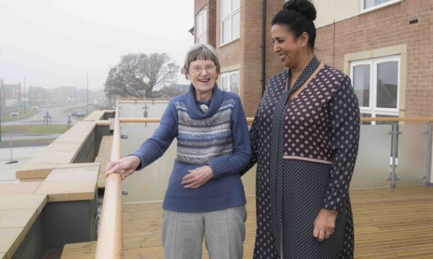 New Sowerby home supports independence for Judy