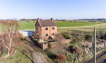 Rare Opportunity to Acquire North East Farmhouse in Prime Location