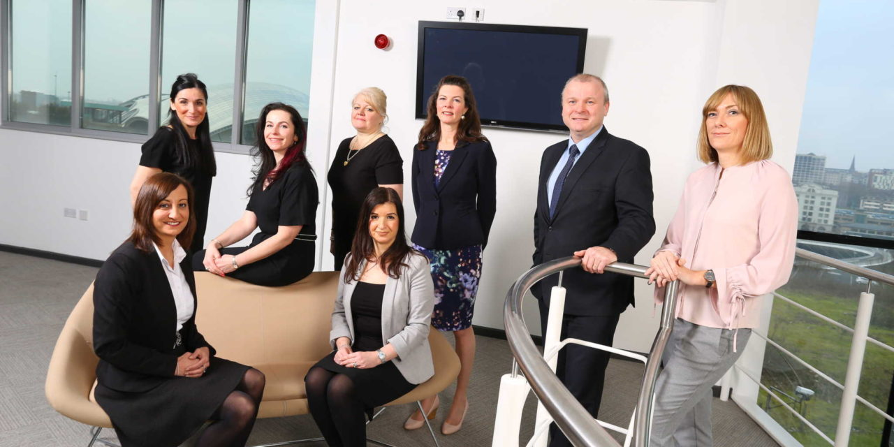 New recruits to strengthen college links with business community