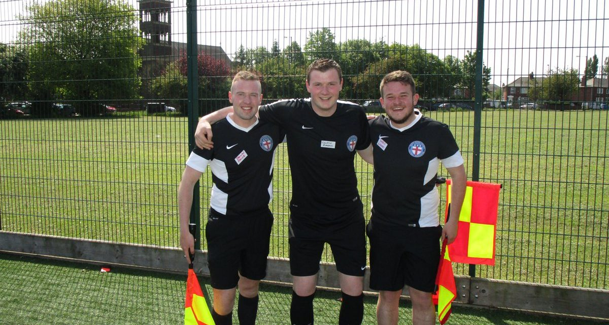 Enough's Enough – We're Backing the Ref!