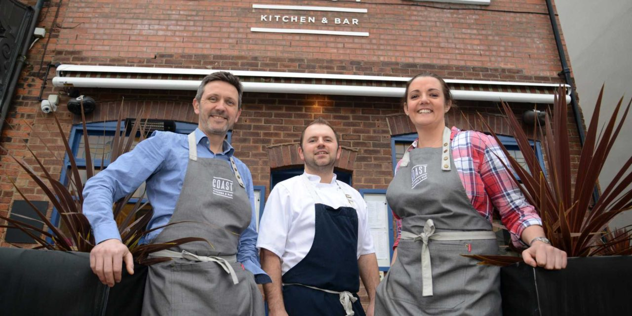 Clean Cuisine on Menu at Tynemouth's New Coast Kitchen and Bar