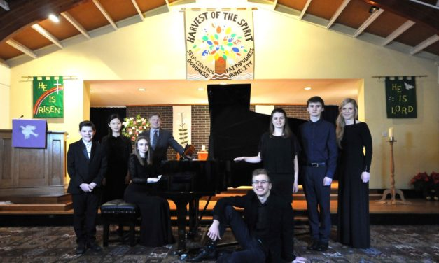 St Mary's Concert Series