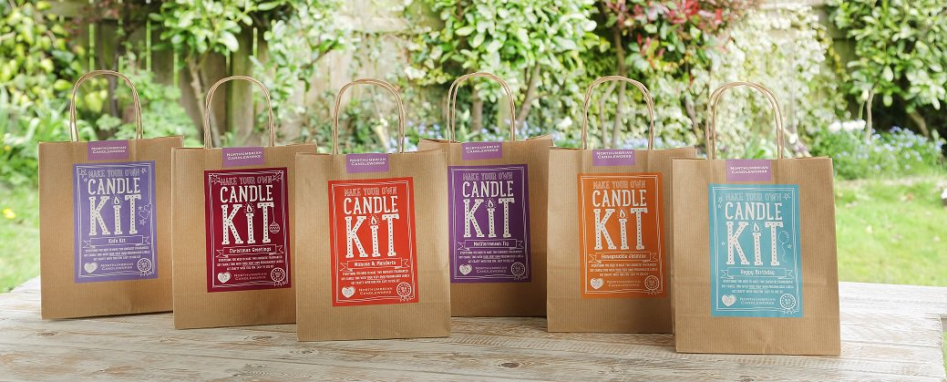 North East candle company wins national gift award