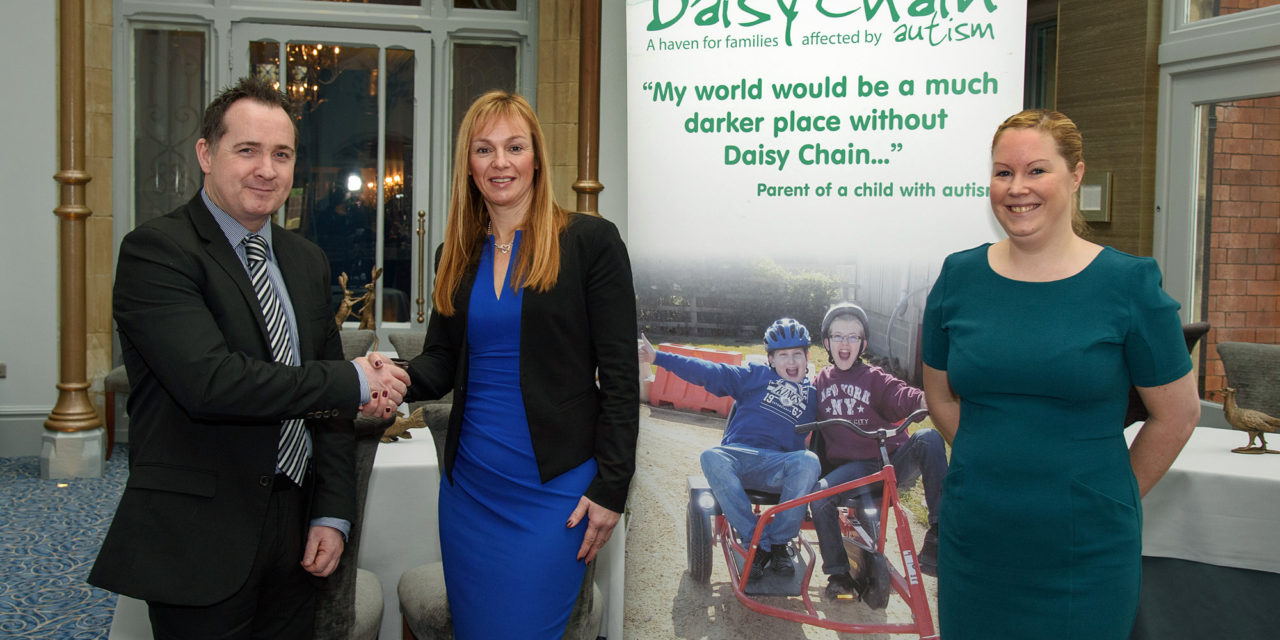 Rockliffe Hall links with Daisy Chain for 2017