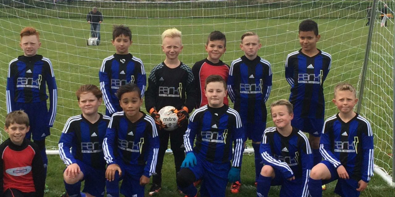 Dormanstown under-10s set to be light-years ahead of opponents thanks to sponsorship